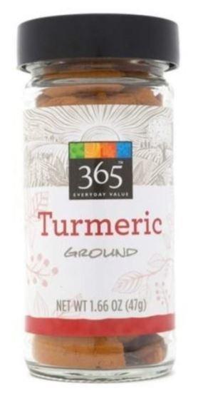 Seasonings, 365® Turmeric (1.66 oz Jar)