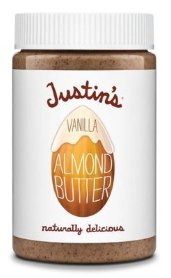 Almond Butter, Justin's® Vanilla Almond Butter (16 oz Jar)