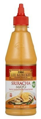 Sriracha Mayonnaise, Lee Kum Kee® Sriracha Mayo Sauce (15 oz Bottle)