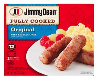 Fully Cooked Sausage Links, Jimmy Dean® Sausage Links