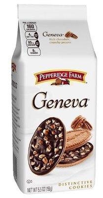 Cookies, Pepperidge Farm® Geneva™ Cookies (5.5 oz Bag)