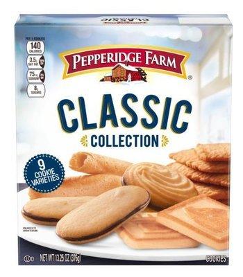 Cookies, Pepperidge Farm® Classic Collection™ Cookies (13.25 oz Box)