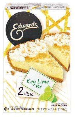 2 Pie Slices, Edwards® Key Lime Pie (Two 3.25 oz Slices)