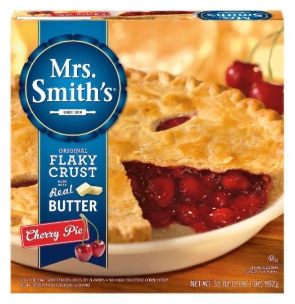 Pie, Mrs. Smith's® Cherry Pie (35 oz Box)