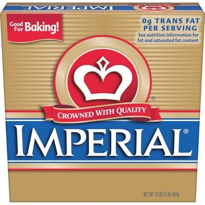 Butter, Imperial® Vegetable Oil Spread (16 oz Box)