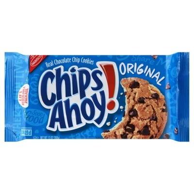 Cookies, Nabisco® Chips Ahoy® Chocolate Chip Cookies (13 oz Bag)