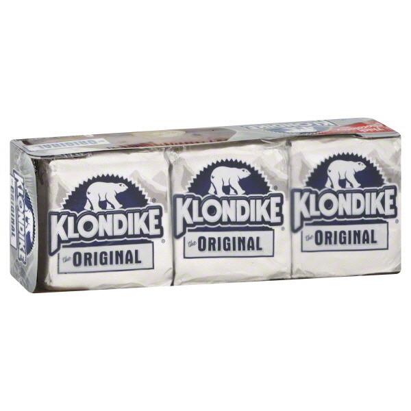 Ice Cream Bars, Klondike® Original Ice Cream Bars (27 fl oz Tray, Six 4.5 oz Bars)