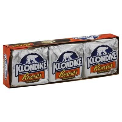Ice Cream Bars, Klondike® Reese's® Ice Cream Bars (27 fl oz Tray, Six 4.5 oz Bars)