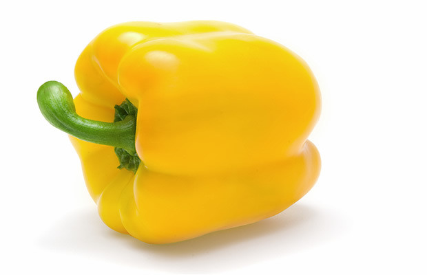Fresh Bell Pepper, Yellow Bell Peppers (Priced Each)