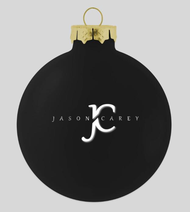Jason Carey Ornament