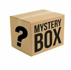 Heather's Mystery Box valued at R 1500.00