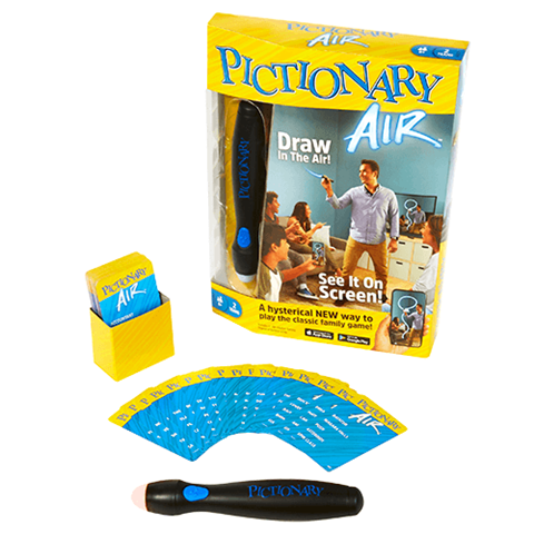 Pictionary Air™ Game from Mattel valued at R 489.00