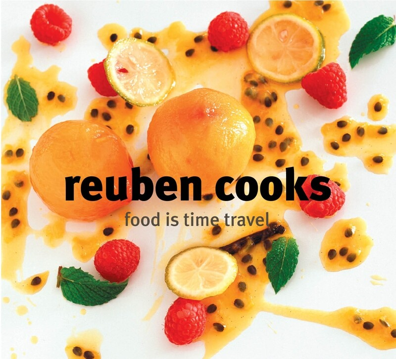 Reuben Cooks recipe book valued at R 415
