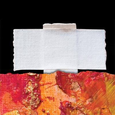 Lineco Gummed White Linen Tape