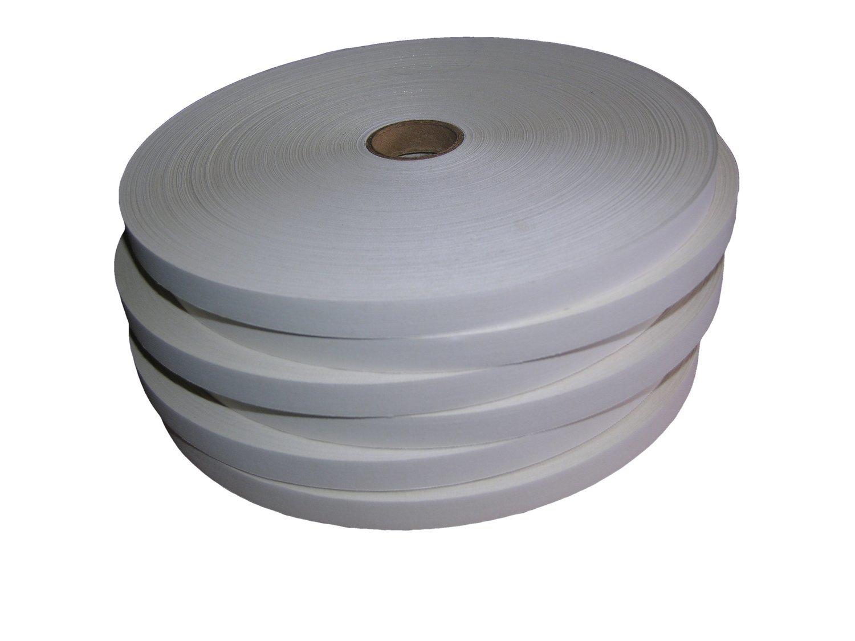 """Gummed White Holland Tape (1/2"""" x 450')"""