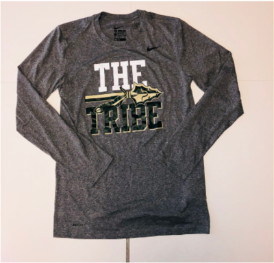 The Tribe Gray Nike Long Sleeve
