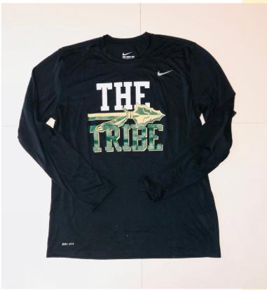 The Tribe Black Nike Long Sleeve
