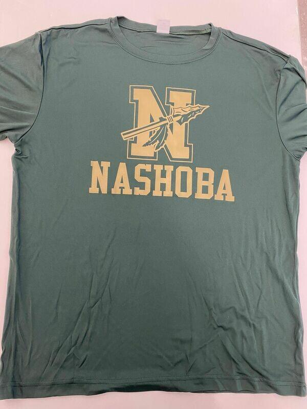 Nashoba Green and Gold T