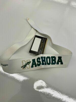 Nashoba White Halo Headband