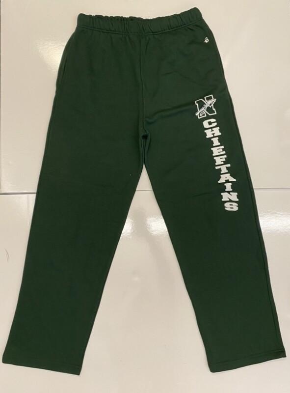 Green Chieftans Sweatpants