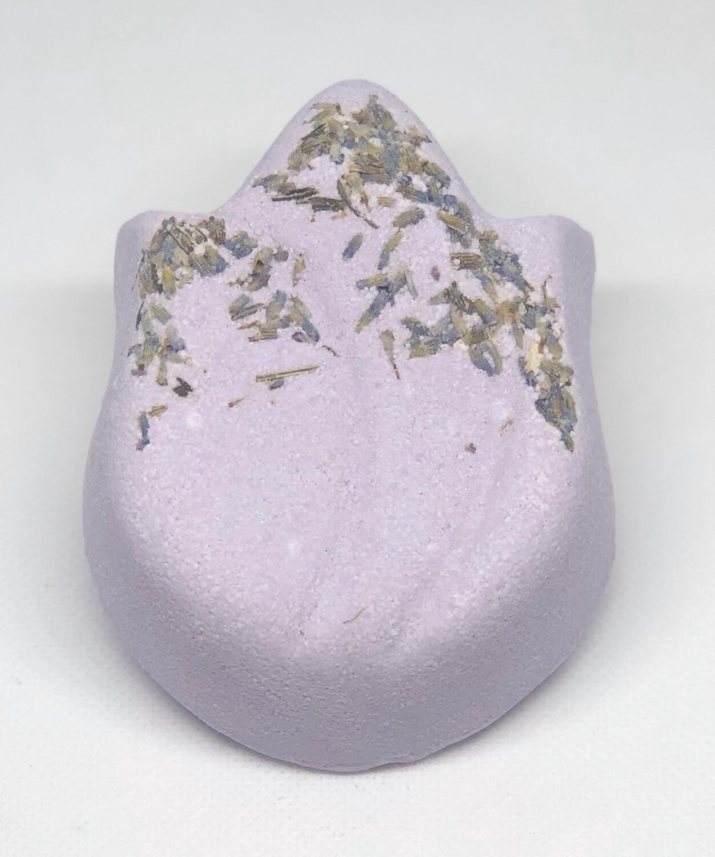 Lavender Bath Bomb (Large)