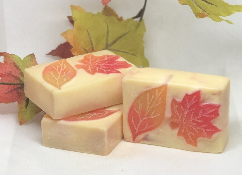 Autumn Harvest Soap