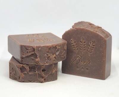 "Beer Soap ""Pumpkin Lager"""