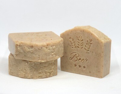 "Beer Soap ""Harvest Ale"""