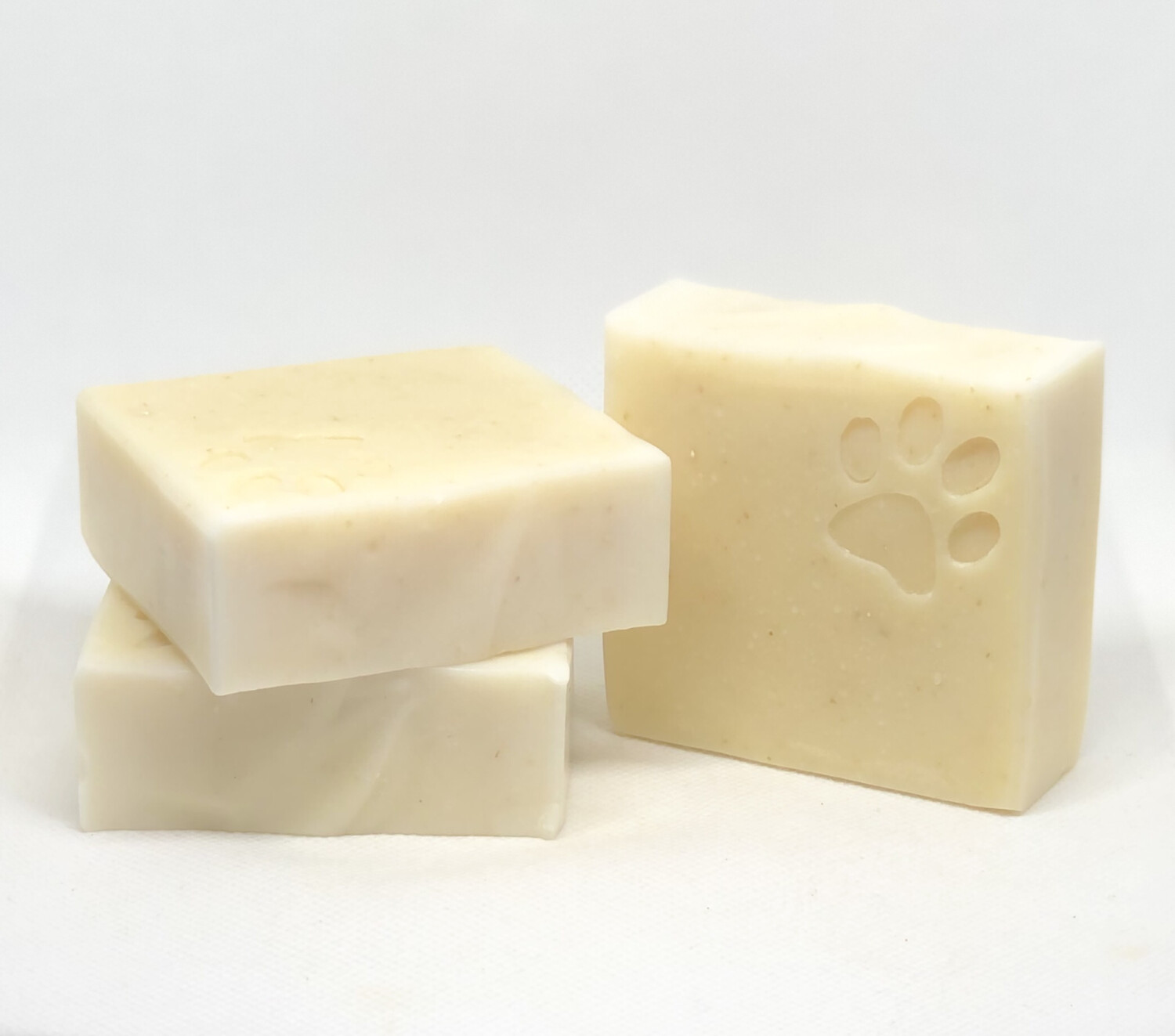 "Dog Shampoo Bar ""Oatmeal"""