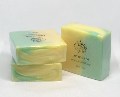 Lemon Lime Soap