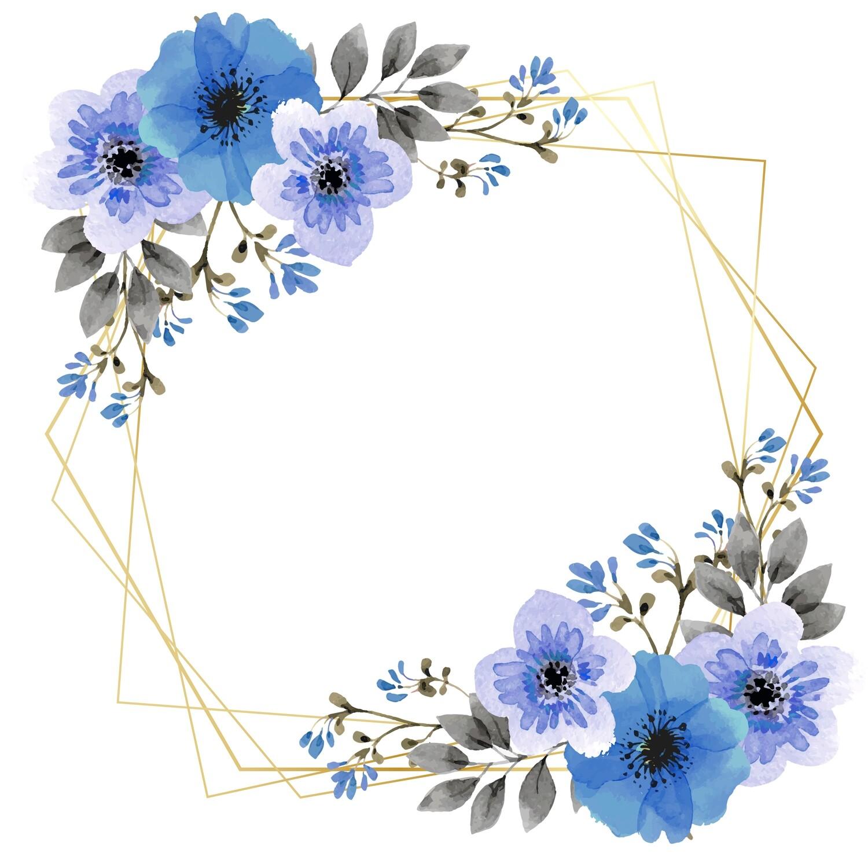 Blue Flower Corner