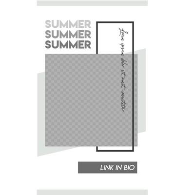 Digital file Instagram Summer Instagram Story
