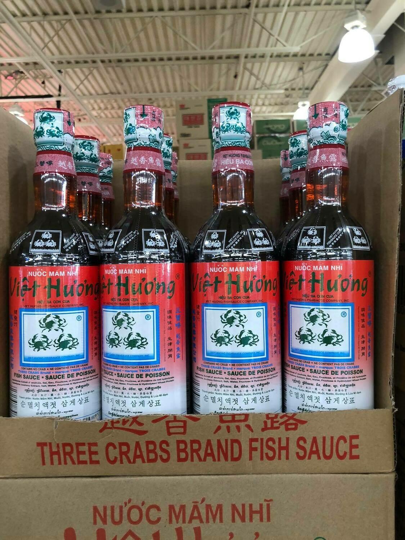 Nước mắm Việt Hương