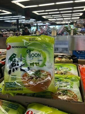 Mì gói Nongsim Soon
