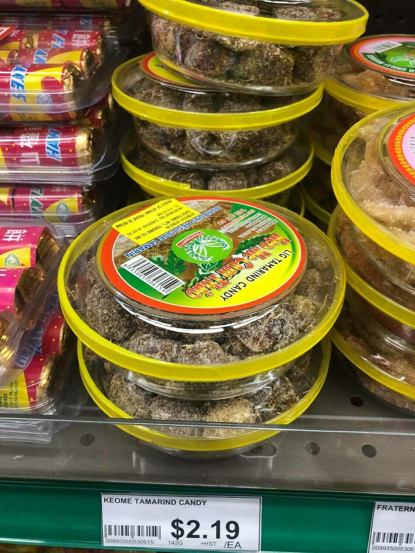 Kẹo Me cam thảo hop 142 gram
