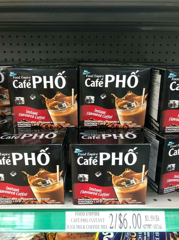 Cafe Phố
