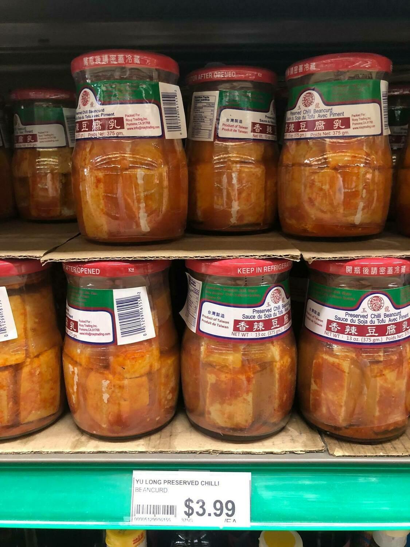 Chao 375grm hiệu Yulong