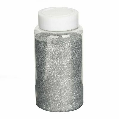 DIY Art & Craft Silver Glitter Extra Fine