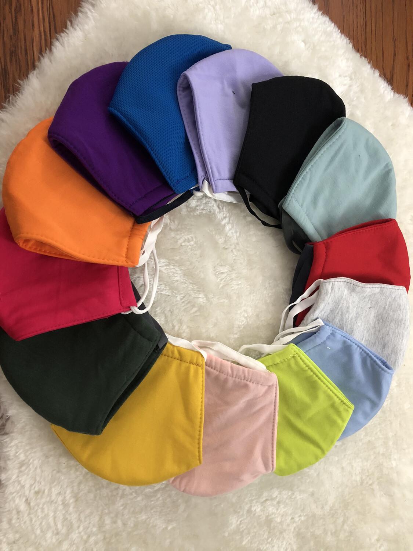 Wholesale 3 Layer Cotton Mask