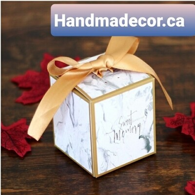 Candy Box Wedding Favors Decoration and Paper Gifts Boxes Baby Shower Birthday Gift Bag Event Party Supplies