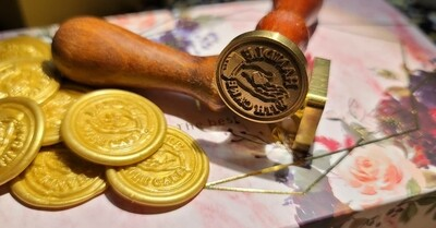 Handle with care Wax Seal Stamp