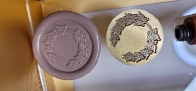 A wreath flower Wax Seal Stamp
