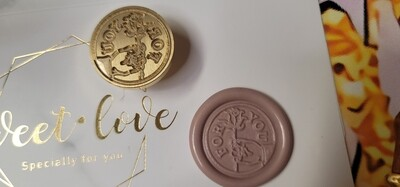 For you Wax Seal Stamp