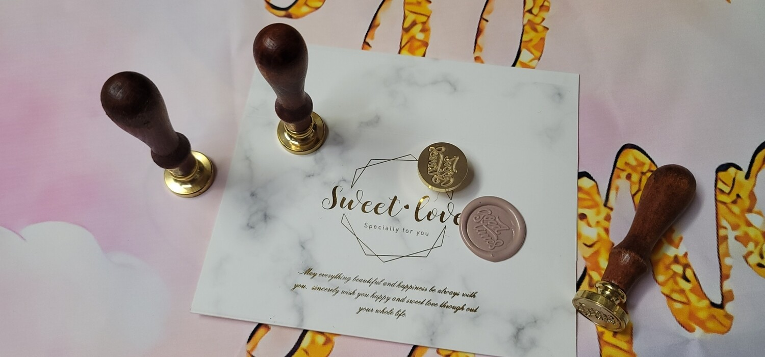 Good time Wax Seal Stamp