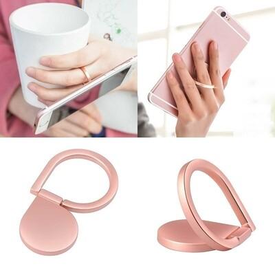 Finger Ring Holder For phone  Magnetic Car Holder Tiske 360 Degree Smartphone Ring Stand Holder For Samsung Tablet