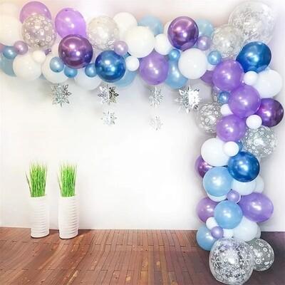 Diy Balloon kit ( pick your own colour)