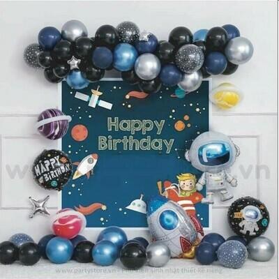 Fully Diy balloon package