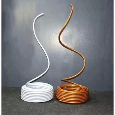 Wedding Party Stage Decoration Arch PVC Modelling Tube Flexible Bending Creative DIY