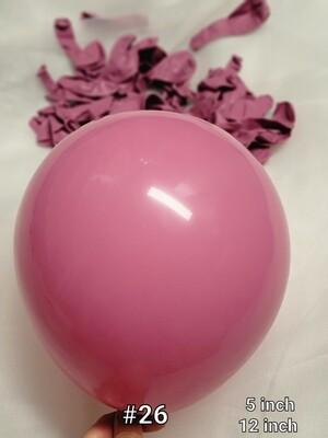Dusty rose Balloon