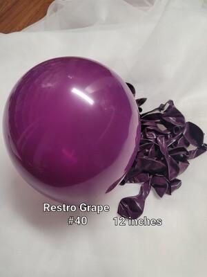 Restro Grape balloon